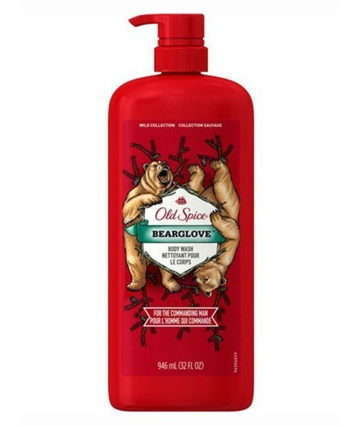old-spice-bearglove