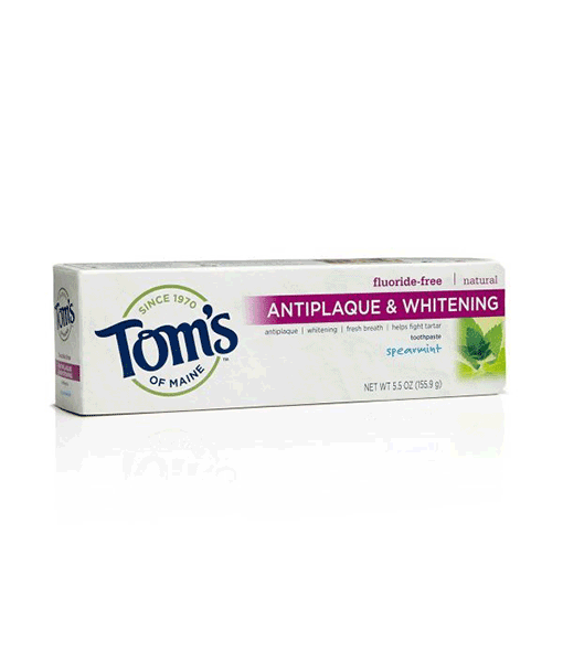 Tom's-of-Maine-Antiplaque-and-Whitening-Spearmint-Toothpaste