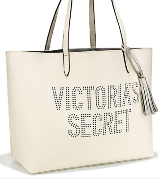 victoria-secret-white-tote