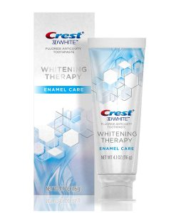 Crest 3D White Whitening Therapy enamel